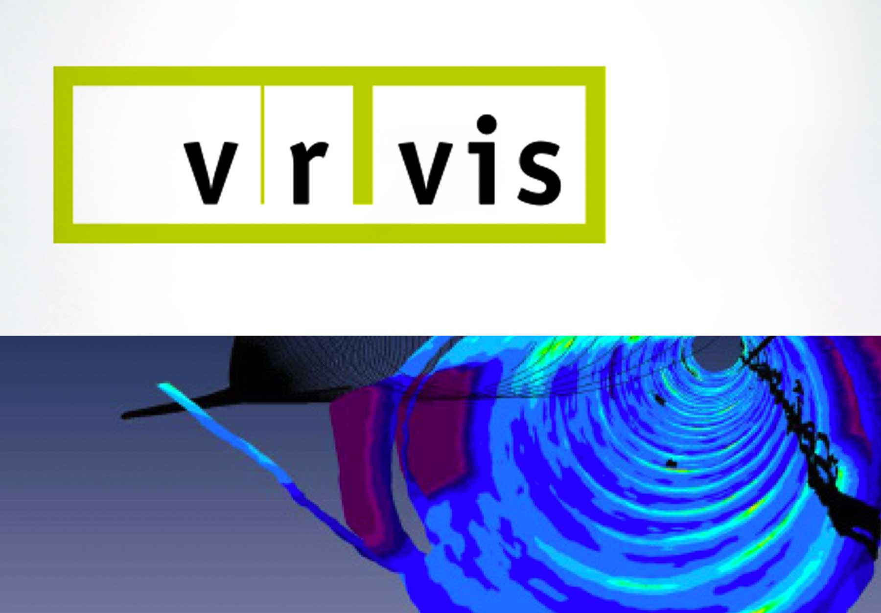 Responsive Website VRVis